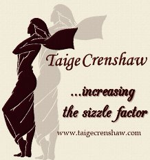 Taige Crenshaw, erotic romance author
