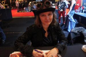 Tina Christopher, erotic romance author