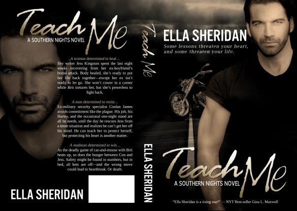 ella sheridan, author, writer, romance author, erotic romance, contemporary romance, romantic suspense, Teach Me, Southern Nights series, NGWN, Nice Girls Writing Naughty