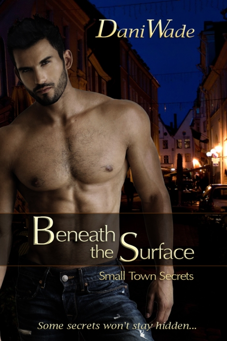 Beneath the Surface, Dani Wade, Indie publishing, journey of the book