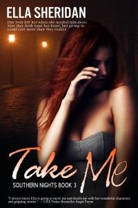 Take Me E-Book Cover