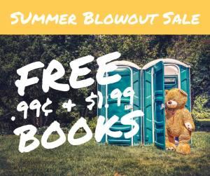 Summer Blowout Sale C 2015