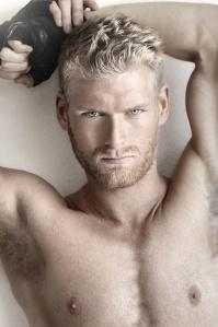 sexy hero, blond hero, athletic hero, Dani Wade, Small Town secrets series